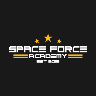 Space Force Academy t-shirts