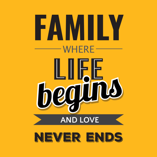 Family Is Where Family Quote Family TShirt TeePublic Beauteous Family Quote