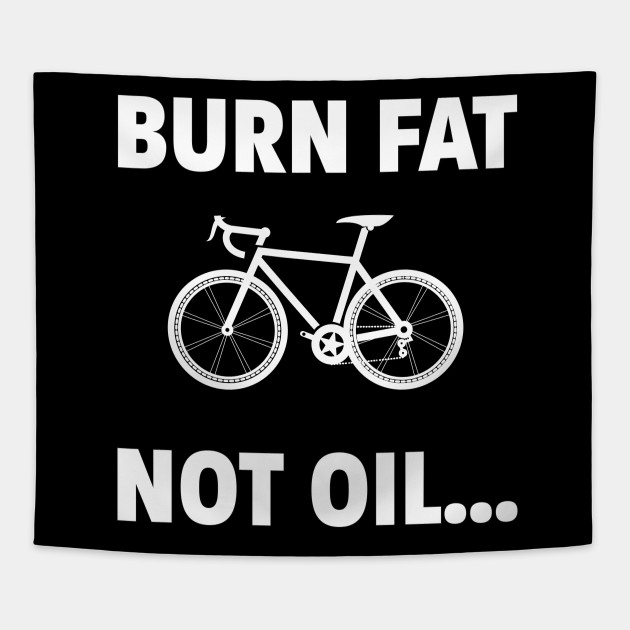 Is cycling a good way to burn fat