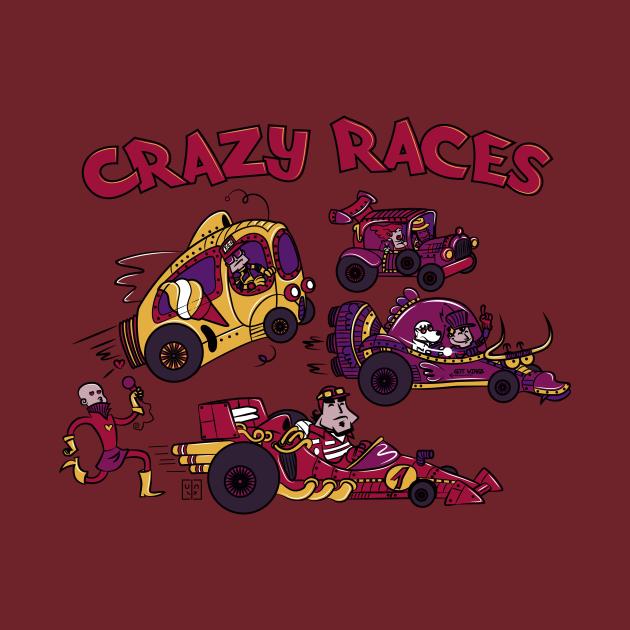 Crazy Races