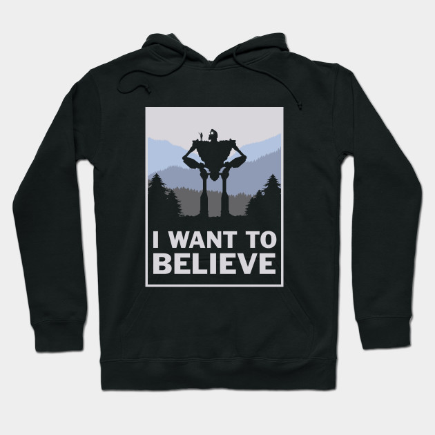 I want to believe in giants