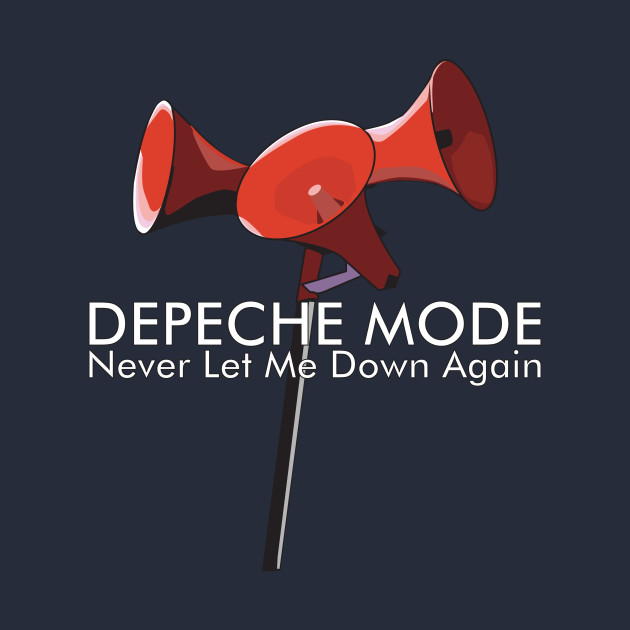 Never Let Me Down Again 12''