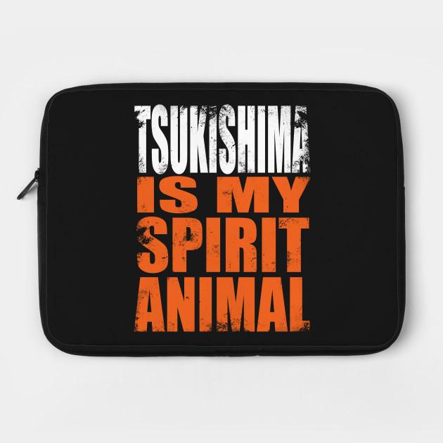 Tsukishima is my Spirit Animal