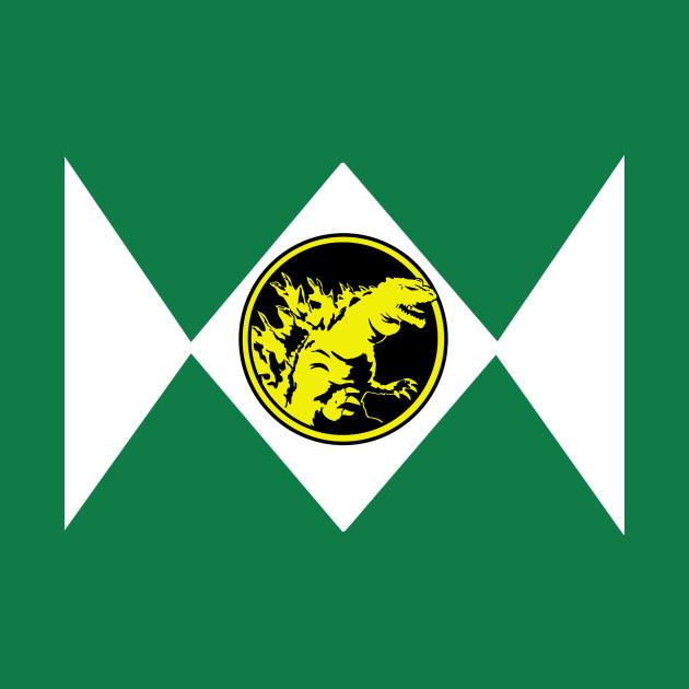 Green Kaiju Ranger T-Shirt