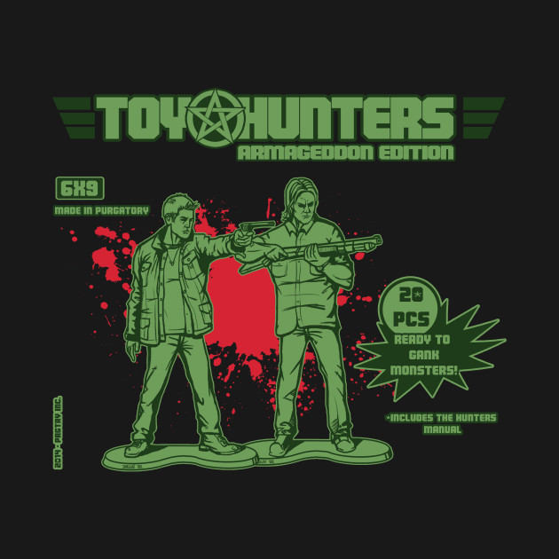 Toy Hunters T-Shirt