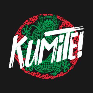 Kumite! t-shirts