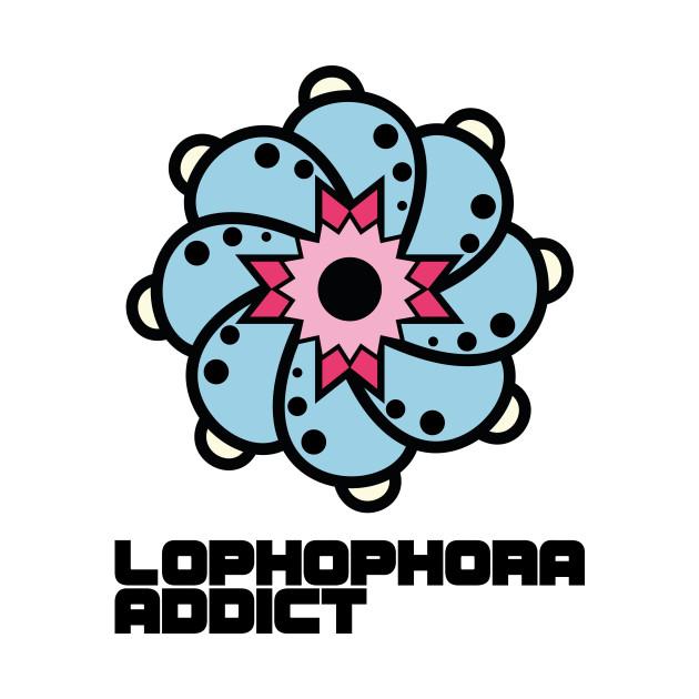 Lophophora Addict  color vertical