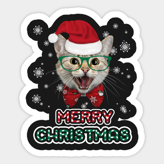 2027935 1 - Merry Christmas Cat