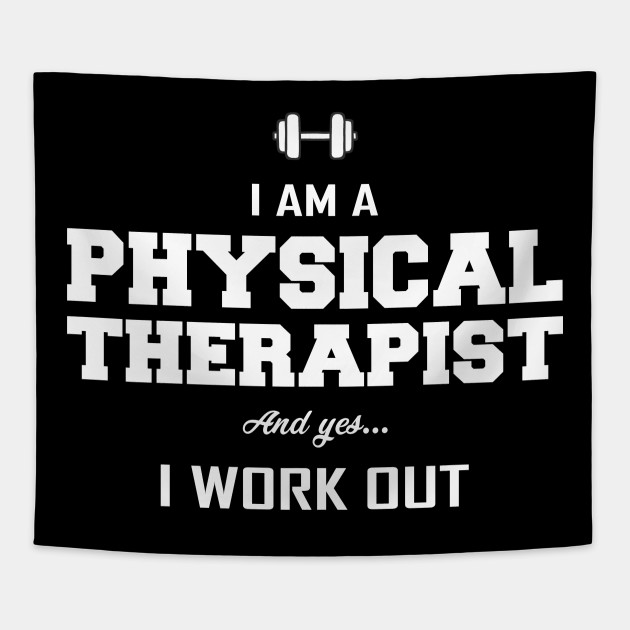 Physiotherapy Physiotherapist Gift Saying Funny by chuckmorris88