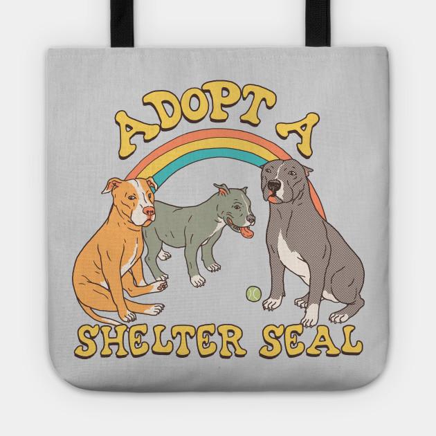Adopt A Shelter Seal
