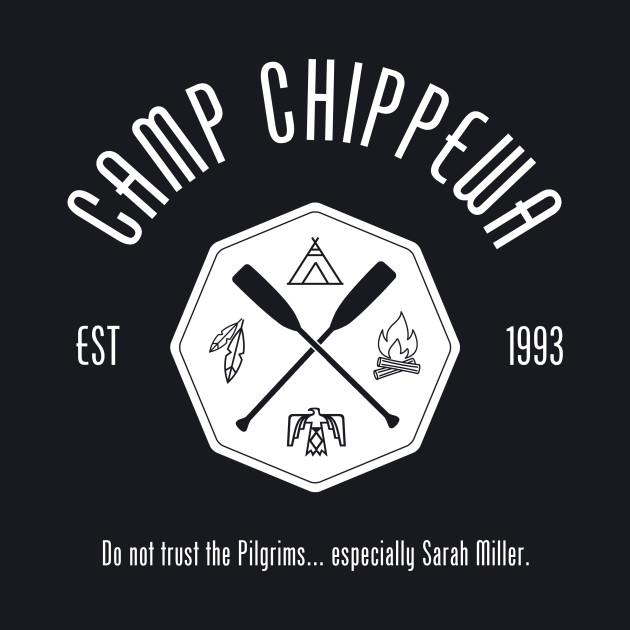 Camp Chippewa - Wednesday Addams