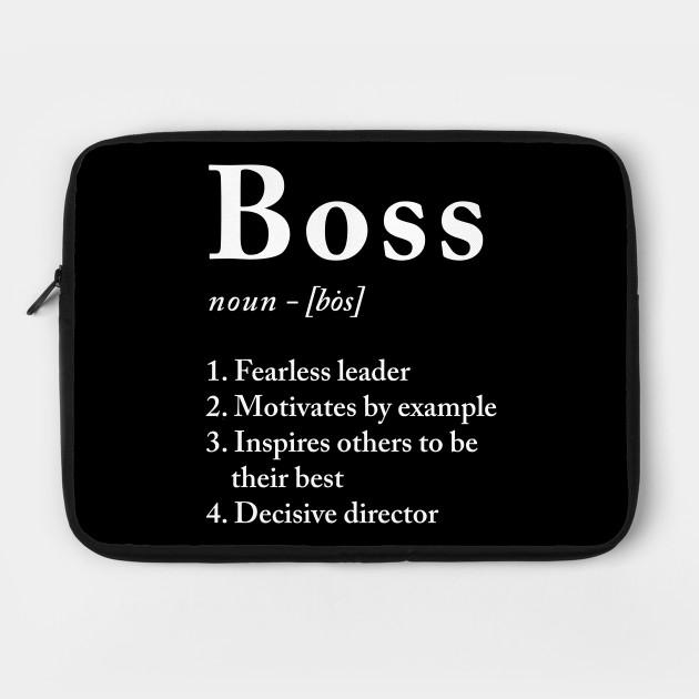 Boss Definition
