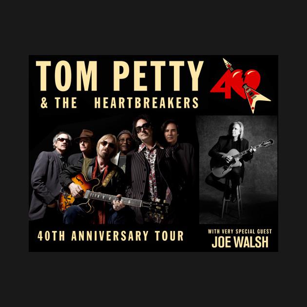 tom petty and joe walsh tour 2017
