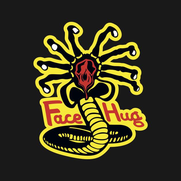 Face Hug Dojo T-Shirt