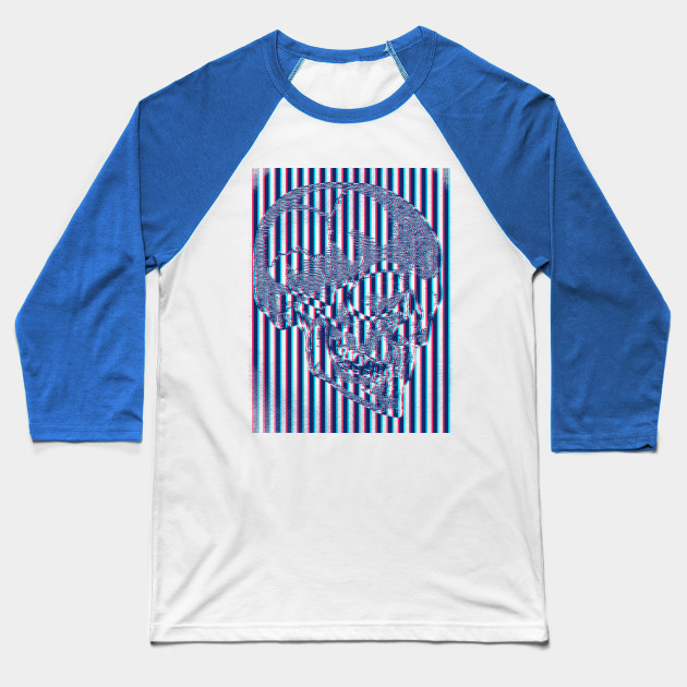 0e0a28d21 3D † Skull Strips † Psychedelic Graphic Design T-Shirt - Psychedelic ...
