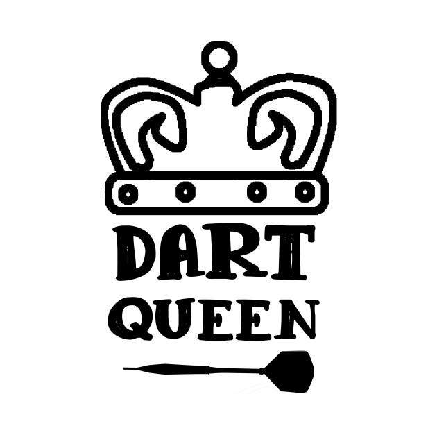 Dartboard bullseye playing dart gift idea