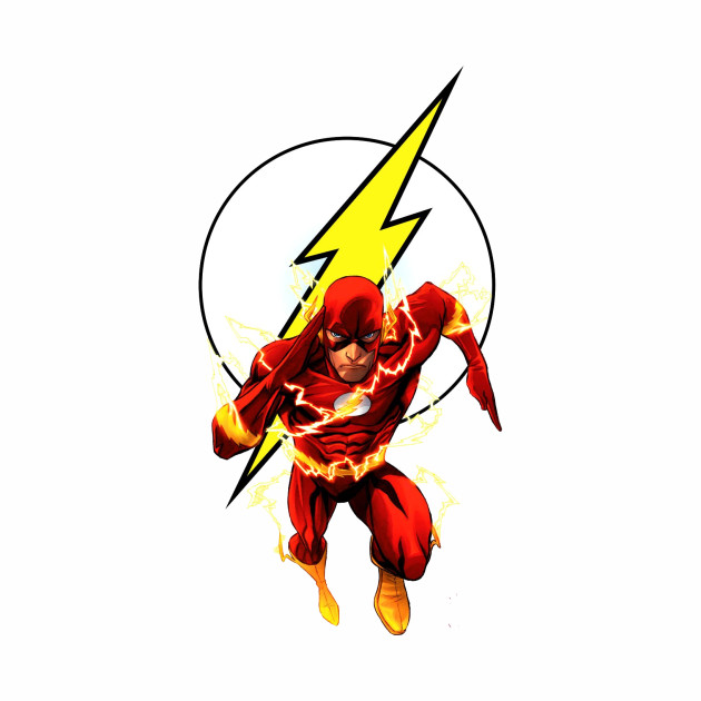Run Barry Run - Flash