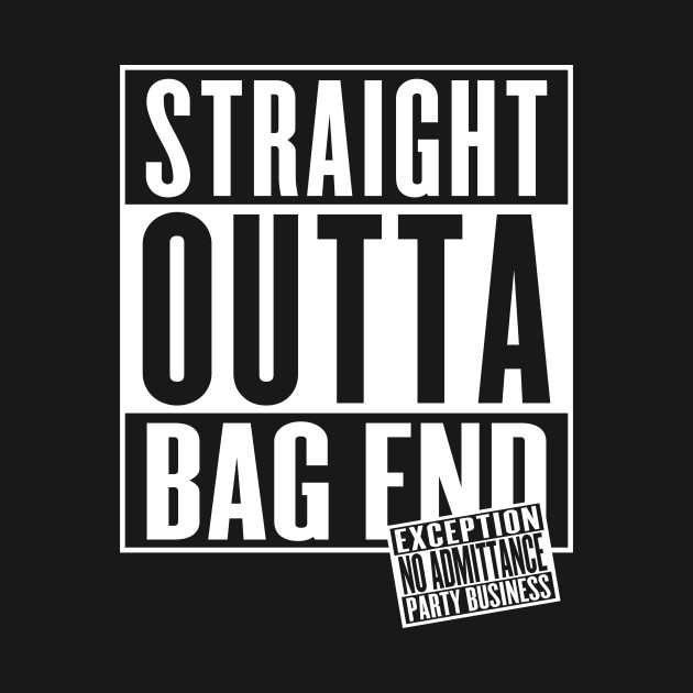 Straight Outta Bag End