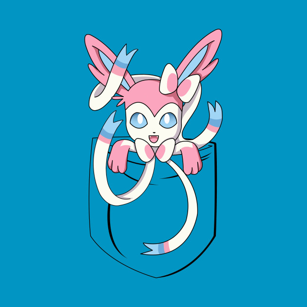 Sylveon in my Pocket