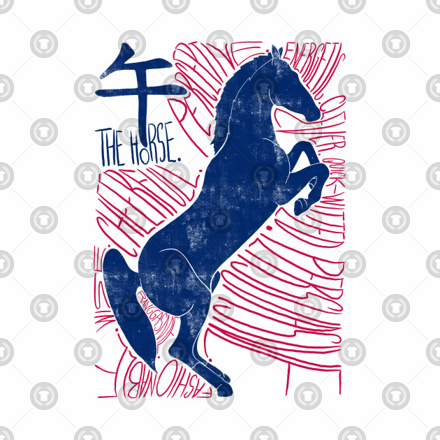 The Horse Shio Chinese Zodiac Sign