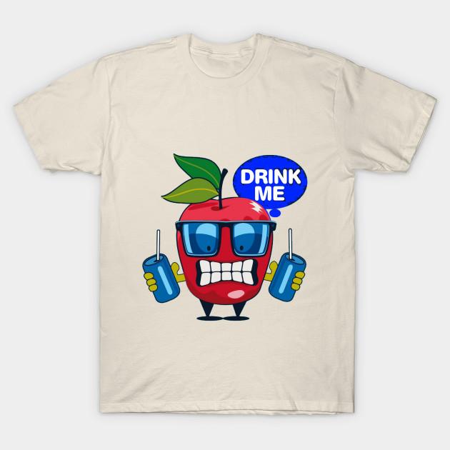 4e914a86f Drink me Soda - Drinking Funny - T-Shirt | TeePublic
