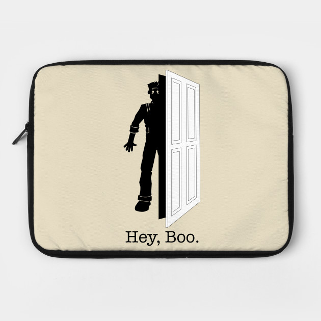 Hey, Boo.