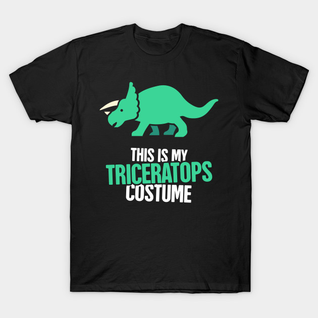 This Is My Triceratops Costume | Dinosaur