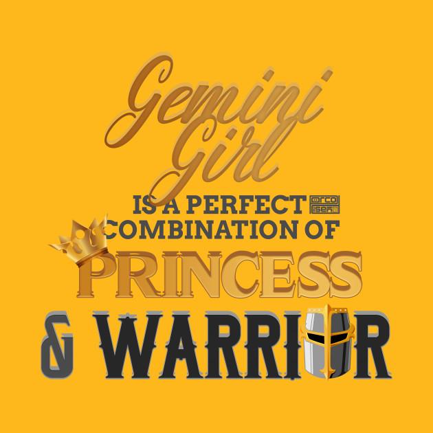 GEMINI Girl Princess Warrior Horoscope Birthday