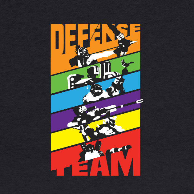 Heroes: Defense Team
