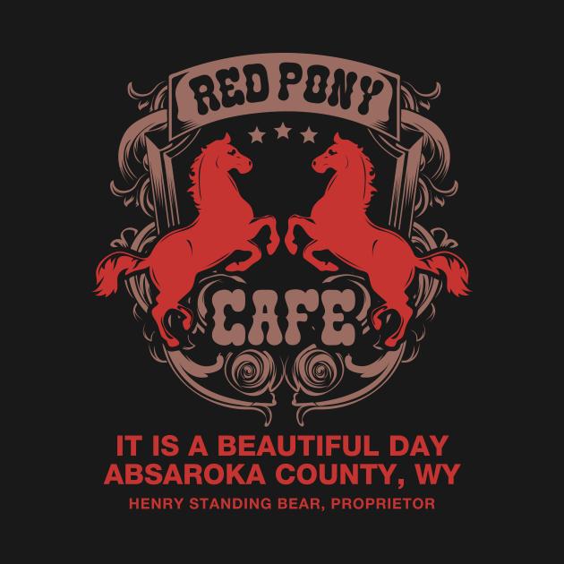 Red Pony Café
