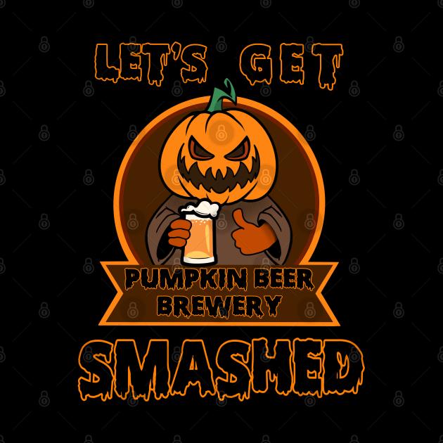 Pumpkin Beer Brewery