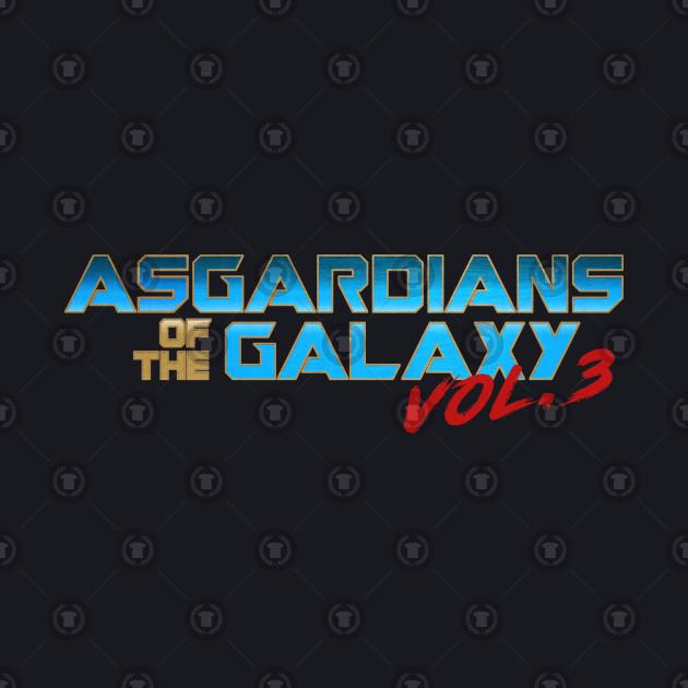 Asgardians of the galaxy (avengers endgame) v1