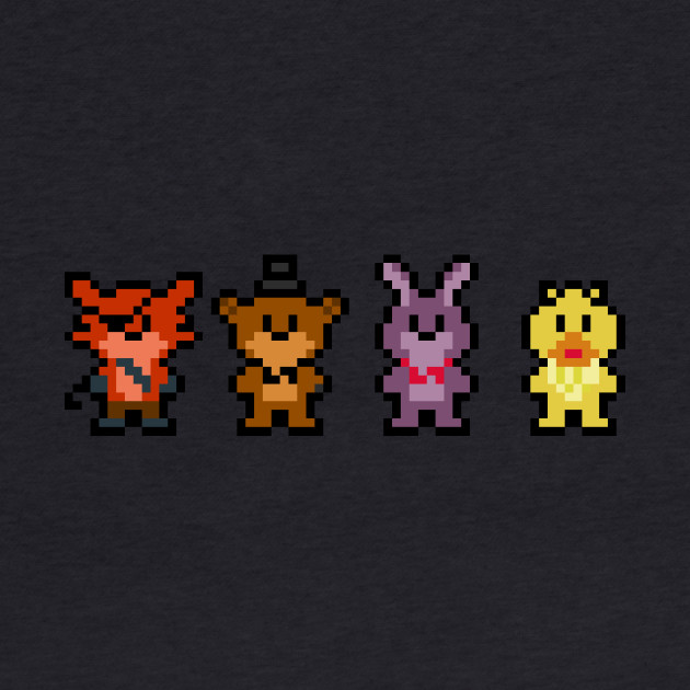 Five Nights at Pixelated Freddy's