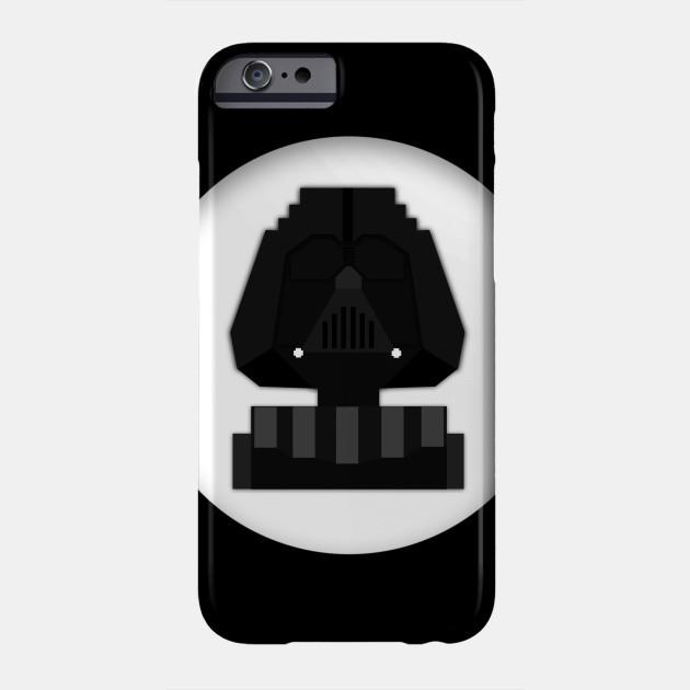 2d Pixel Art Darth Vader