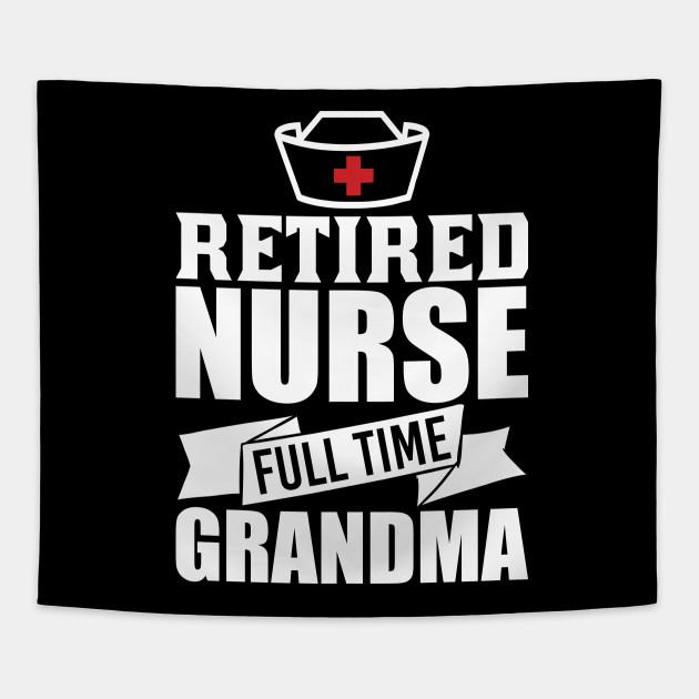 Nurse Grandma Nurses Nursing Slogan funny gift ...