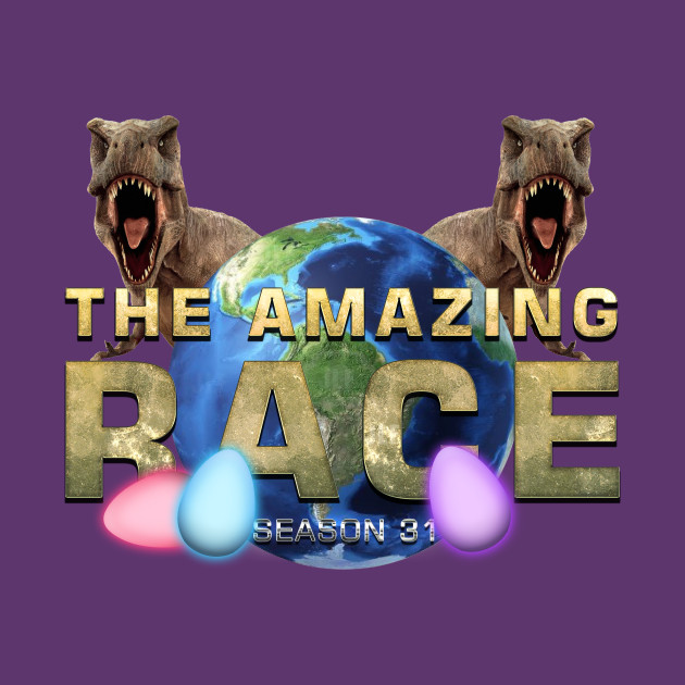 The Amazing Race T-Rex Egg Race Season 31