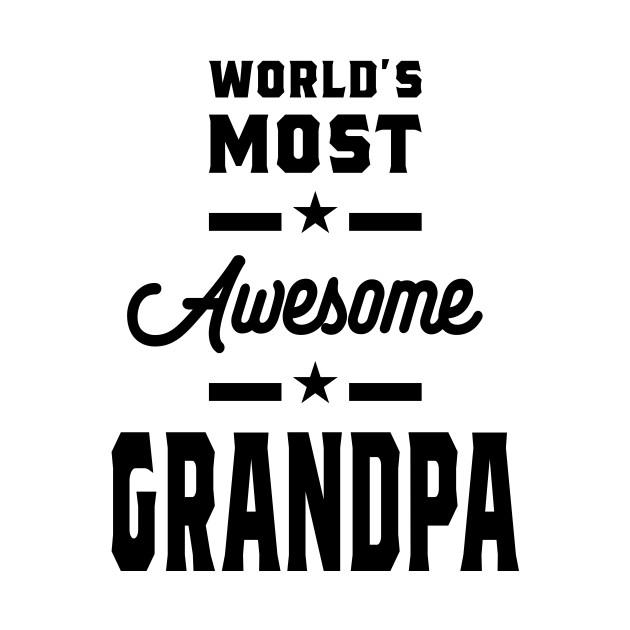 World's Most Awesome Grandpa