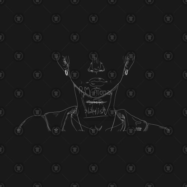 Rm Mono Playlist Bts T Shirt Teepublic