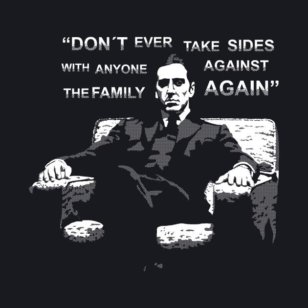 Michael Corleone (with quote)