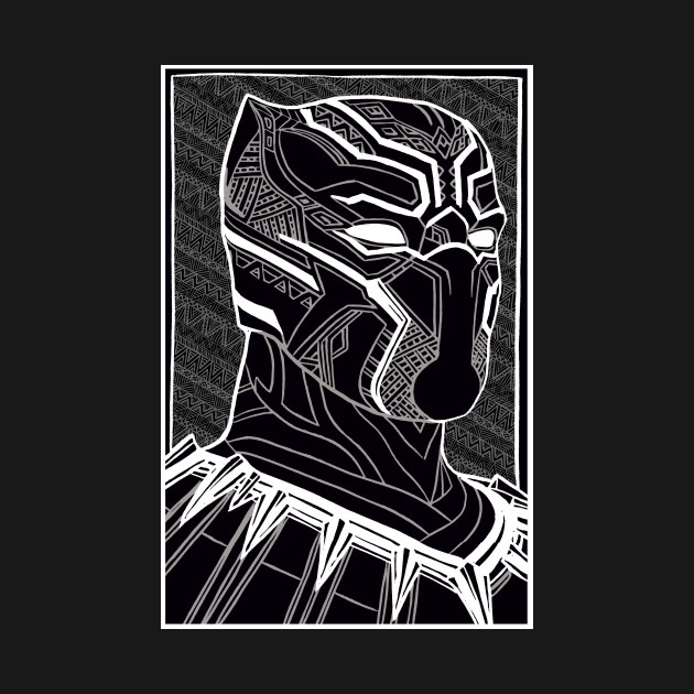 The Prince of Wakanda - Black Panther