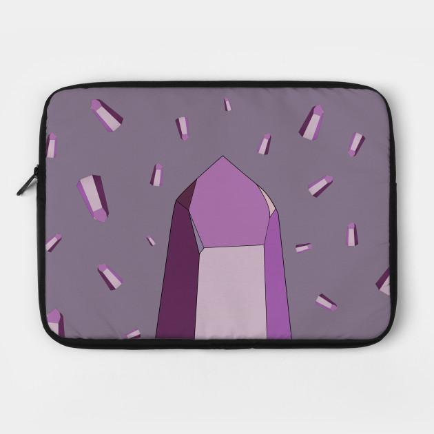 Purple Amethyst - crystal magic!