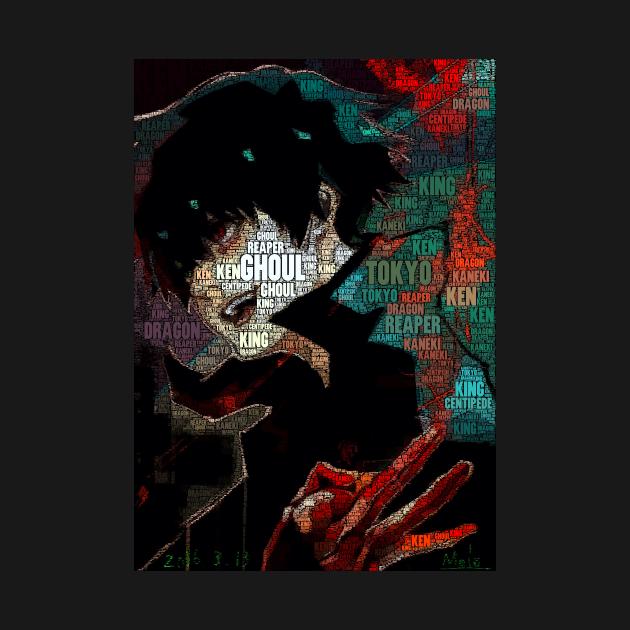 Ken Kaneki | Tokyo Ghoul