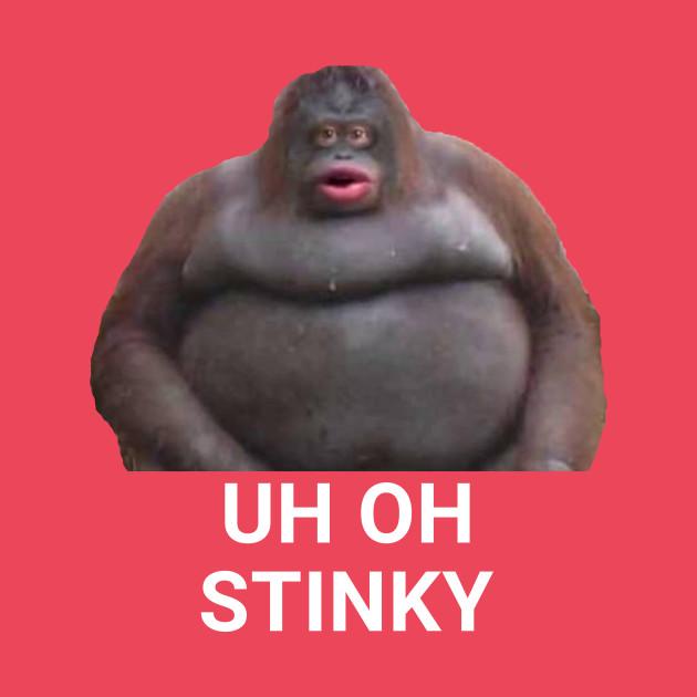 uh oh stinky