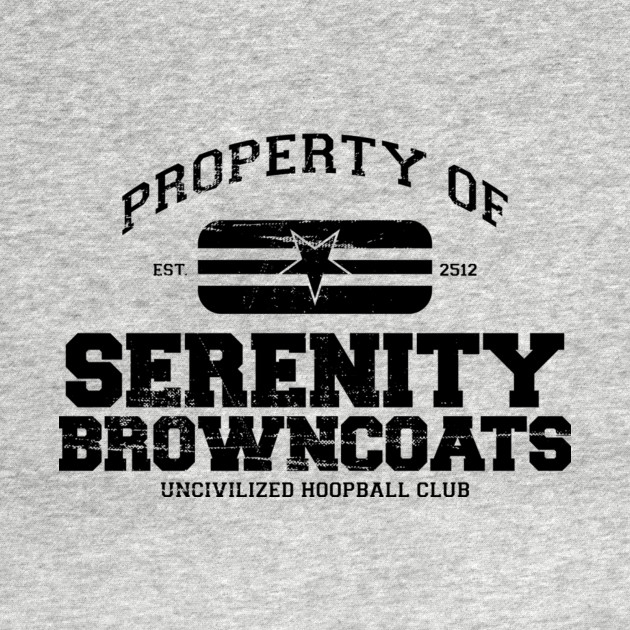 Fantasy Athletics: Serenity Browncoats