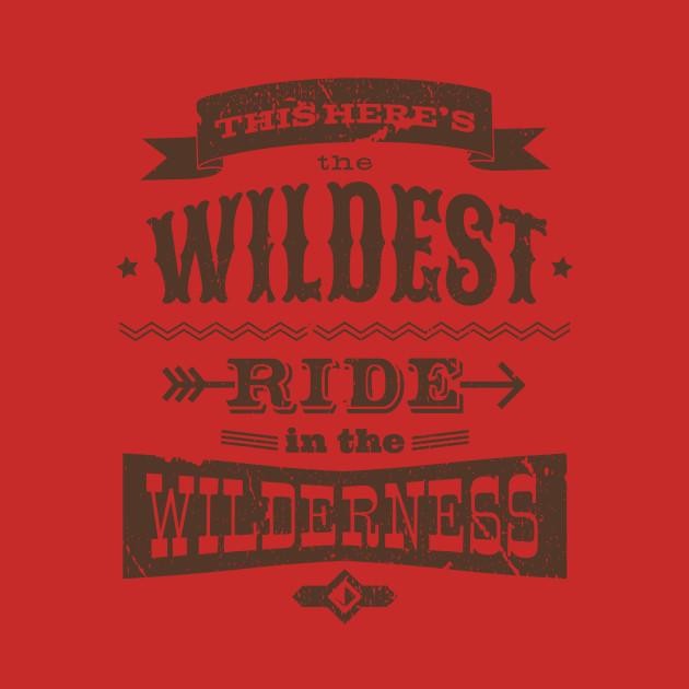 Big Thunder Mountain - Wildest Ride