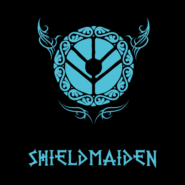 Shield Maiden Lagertha T Shirt, Hoodie and Products