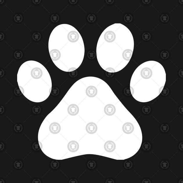 New dog paw