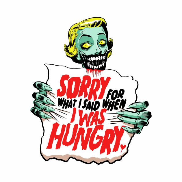 Sorry Zombie