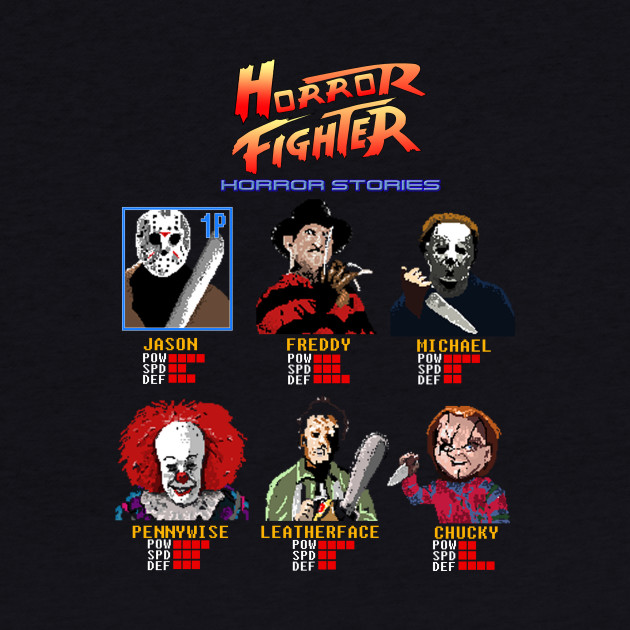 Horror Fighter