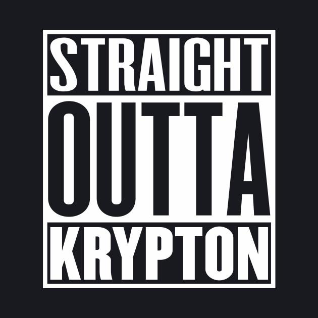 Straight Outta Krypton